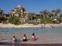 Aquaventure - Hotellet har ett eget vattenland med vattenruschkanor och forsar.