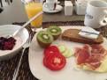 Frukost.