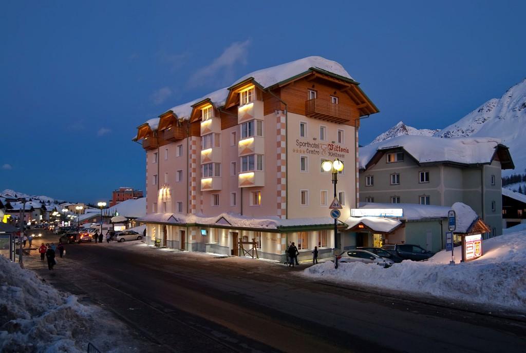 Hotellets egen bild.