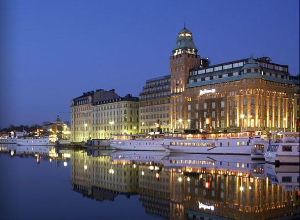 Strand hotell (hotellets egen bild)