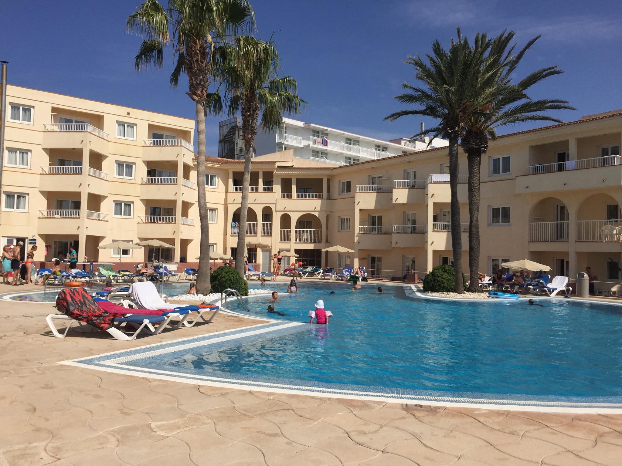 Hotel Tamariscos, Menorca